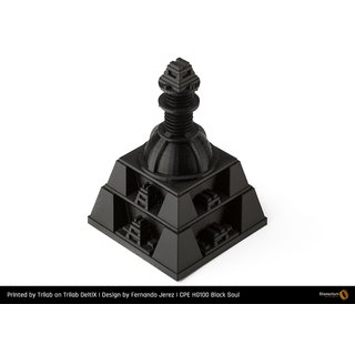 Fillamentum CPE HG100 Black Soul - 1.75mm - 750g Filament