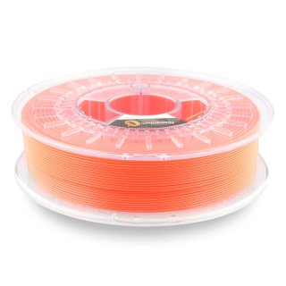 Fillamentum PLA Extrafill Luminous Orange - 1.75mm - RAL 2005 - 750g Filament