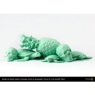 Fillamentum PLA Extrafill Mint - 1.75mm - 750g Filament