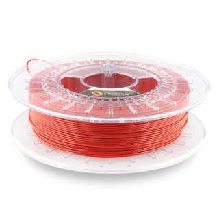 Fillamentum Flexfill TPU 98A Signal Red - RAL 3001 - 1.75mm - 500g Filament Flexibel