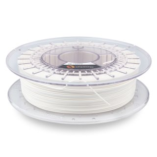 Fillamentum Flexfill TPU 98A Traffic White - RAL 9016 - 1.75mm - 500g Filament Flexibel