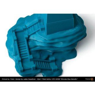 Fillamentum CPE HG100 Mistake Blue Metallic - 1.75mm - 750g Filament