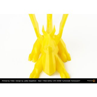 Fillamentum CPE HG100 Lemonade Translucent - 1.75mm - 750g Filament
