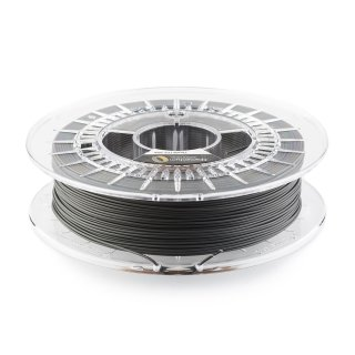 Fillamentum Flexfill TPE 90A Traffic Black - RAL 9017 - 1.75mm - 500g Filament Flexibel