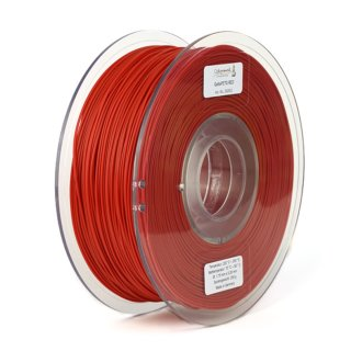 Gallo PETG Filament Rot - 1.75mm - RAL 3020 - 1kg - Made in Germany - Premium