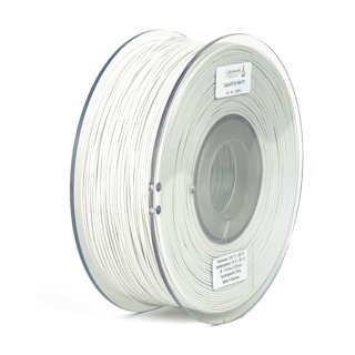 Gallo PETG Filament Weiss - 1.75mm - RAL 9003 - 1kg - Made in Germany - Premium