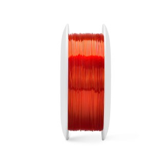 Fiberlogy EASY PETG Filament Orange Transparent - 1.75mm - 850g